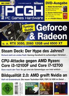 PC Games Hardware DVD Abo Titelbild