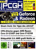 PC Games Hardware +DVD Abo Titelbild