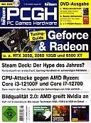 PC Games Hardware +DVD Abo mit Prämie