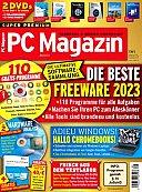 PC Magazin mit DVD Abo Titelbild