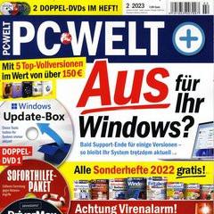 PC Welt mit DVD plus Titelbild