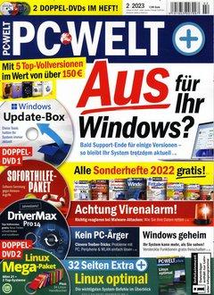 PC Welt DVD plus Abo - 3 Monate nur 2,95 € Titelbild