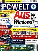 PC Welt mit DVD plus Abo Titelbild
