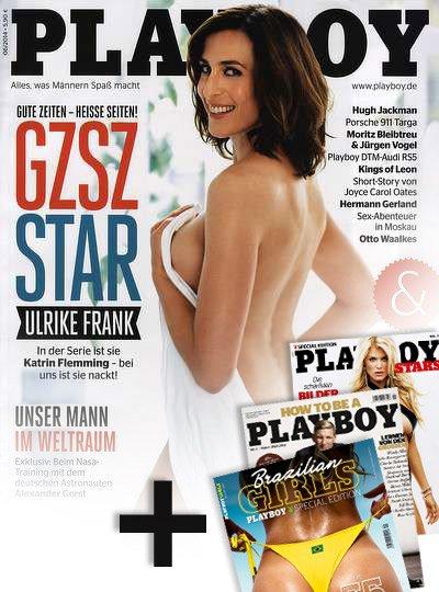 Playboy Premium Abo mit Prämie