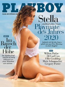 Playboy Abo + 60,00 € Prämie Titelbild