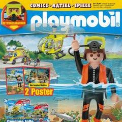 Playmobil Magazin Titelbild