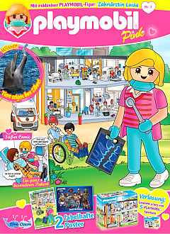 Playmobil Pink Abo Titelbild