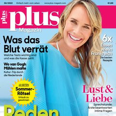 plus Magazin Titelbild