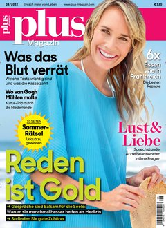 plus Magazin Abo Titelbild