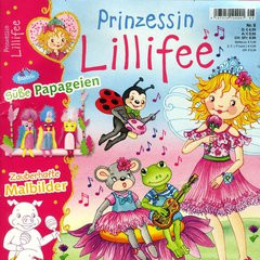 Prinzessin Lillifee Titelbild