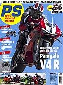 PS - Motorrad Abo Titelbild