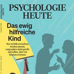 Psychologie Heute Titelbild