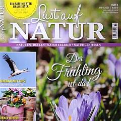 Ratgeber Lust auf Natur Titelbild