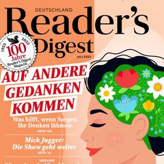 Readers Digest Titelbild