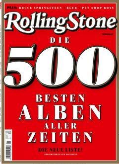 Zeitschrift Rolling Stone NEU im Abo Preisvergleich Titelbild
