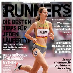 Runners World Titelbild