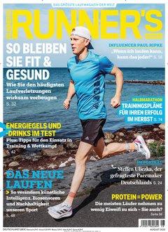 Runners World Abo + 30,00 € Prämie Titelbild