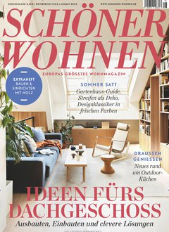 Schöner Wohnen E-Paper Abo 1 Jahr gratis Titelbild