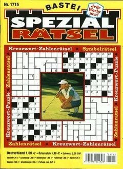 Spezial-Rätsel Abo + 40,00 € Prämie + 17,00 € Rabatt Titelbild