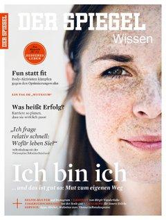 SPIEGEL Wissen Abo + 20,00 € Prämie + 5,00 € Rabatt Titelbild