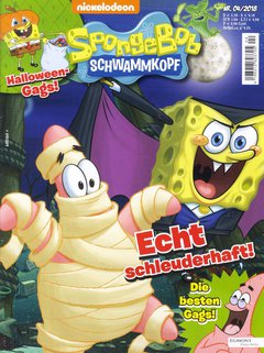 Abo SpongeBob Schwammkopf