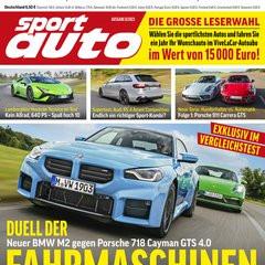 Sport Auto Titelbild