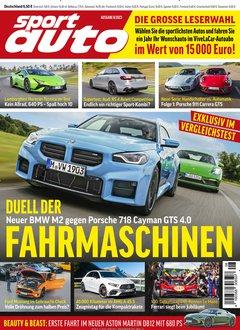 Sport Auto Abo + 50,00 € Prämie Titelbild