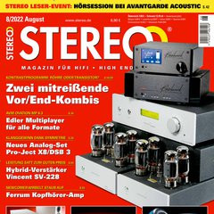 Stereo Titelbild