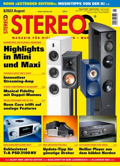 Stereo Abo mit Prämie