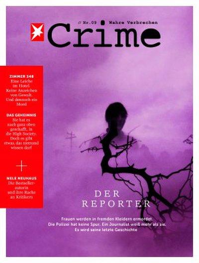 Stern Crime Abo mit Prämie
