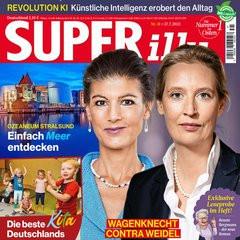 SUPER ILLU + DVD Titelbild