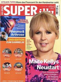 SUPER ILLU + DVD Abo + 40,00 € Prämie Titelbild