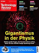 Technology Review Abo mit Prämie
