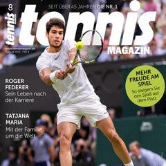 Tennismagazin Titelbild