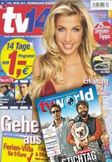Abo TV 14 + tv world