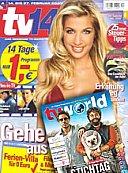 TV 14 + tv world Abo mit Prämie