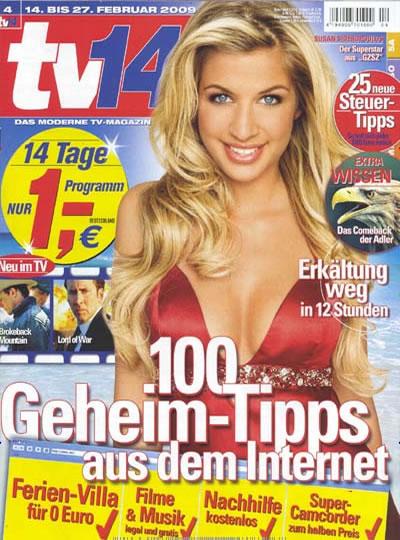 TV 14 Abo mit Prämie