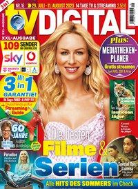 TV Digital XXL Abo mit Prämie