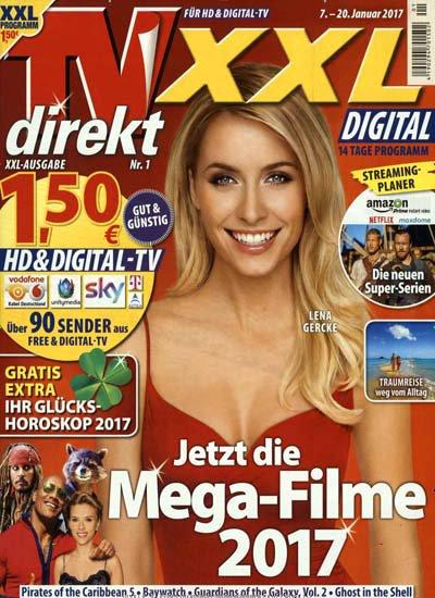 TV direkt XXL Abo mit Prämie