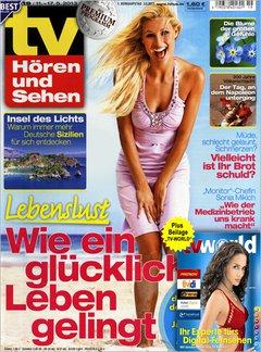 TV Hören & Sehen + tv world Abo mit Prämie