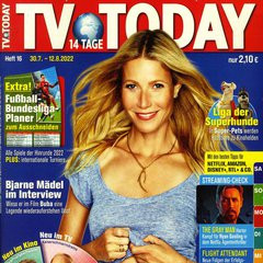TV Today Titelbild