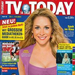 TV Today Titelbild