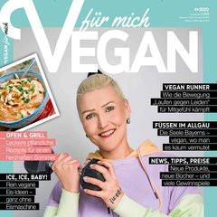 Vegan für mich Titelbild