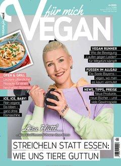 Vegan für mich Abo + 21,00 € Prämie + 6,53 € Rabatt Titelbild