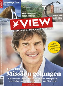 VIEW E-Paper Abo + 25,00 € Prämie + 5,00 € Rabatt Titelbild
