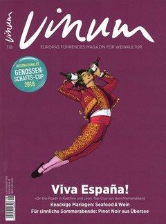 Abo VINUM - Europas Weinmagazin