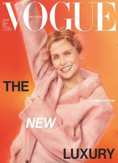 Vogue Abo + 75,00 € Prämie + 5,00 € Rabatt Titelbild