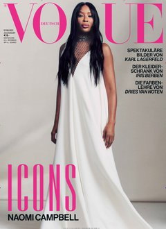 Vogue Abo Titelbild