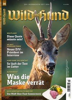 Wild und Hund Abo Titelbild