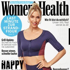 Women's Health Titelbild